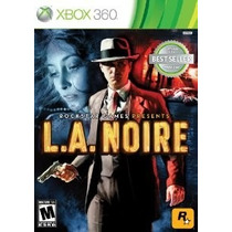 L.a. Noire Xbox 360 Nuevo De Fabrica Citygame