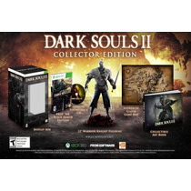 Dark Souls Ii 2 Collector Edition Xbox 360 Nuevo Sellado Hm4