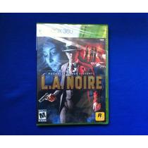 Vendo... L.a Noire ... Para Xbox 360 ...
