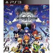 Kingdom Hearts Hd 2.5 Remix Ps3 Japonesa
