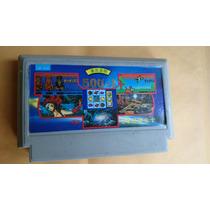 Juego Family Famicom 5 In 1 Duck Hunt Wild Gunman Tank
