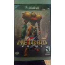 Metroid Prime Game Cube