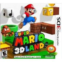Super Mario 3d Land 3ds Nuevo Entrega Inmediata