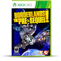 Borderlands The Pre Sequel Para Xbox 360 En Gamers Retail.