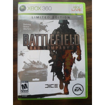 Battlefield Bad Company 2 Bb2 Para Xbox 360