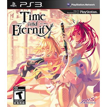 Time And Eternity Ps3 Zaffron