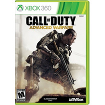 °° Call Of Duty Advanced Warfare Para Xbox 360 °° En Bnkshop
