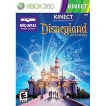 Kinect Disneyland Adventures Xbox 360 Nuevo Entrega Express