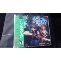 Chrono Cross Square Enix Playstation One Psx, Ps2