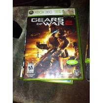 Gears Of War 2 Xbox 360 Subasta