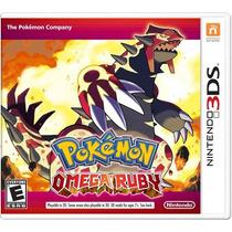 °° Pokemon Omega Ruby Para 3ds °° En Bnkshop