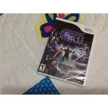Nintendo Wii Video Juego Star Wars Force