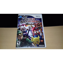 Super Smashbros Brawl Nintendo Wii Buenisimo