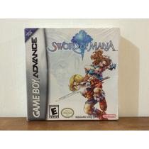 Sword Of Mana Para Game Boy Advance Gba Nuevo Y Sellado
