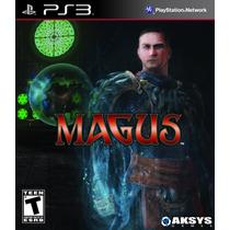 Magus - Nuevo Sellado - Ps3