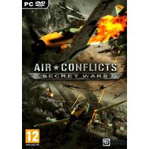 Air Conflicts Secret Wars Juego Para Computadora Aviones