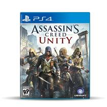 Assassins Creed Unity Para Ps4. Sólo En Gamers Retail