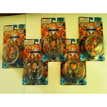 Llaveros Capcom Vs Snk Millenium Fight Ryu Ken Kyo Iori