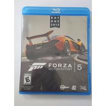 Forza Motors 5 Xbox One Usado Perfecto Estado Envío Gratis