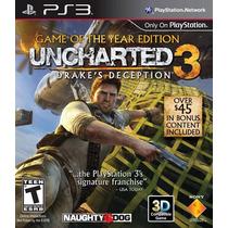 Uncharted 3 Drake