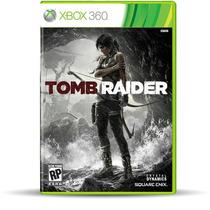 Tomb Raider Para Xbox 360. Sólo En Gamers Retail.