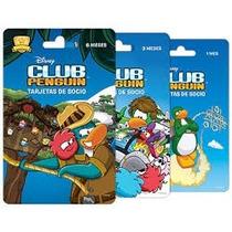 Club Penguin Membresias 6 Meses
