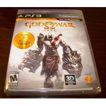 Videojuego God Of War Saga Collection Ps3 Nuevo Sellado