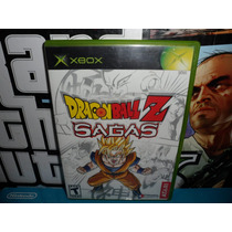 Dragon Ball Z Sagas Xbox