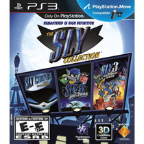 The Sly Collection Ps3 Nuevo Vgr
