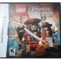 Lego Pirates Of The Caribbean Nintendo Ds Semi.