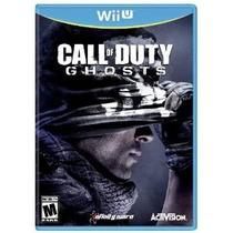 Call Of Duty: Fantasmas - Nintendo Wii U