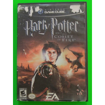 Harry Potter And The Goblet Of Fire Para Nintendo Gamecube