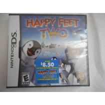 Juego Nintendo Ds Happy Feet Two! Nuevo
