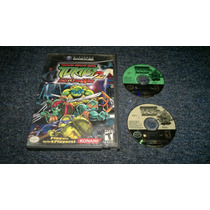 Turtles 2 Battlenexus Sin Instructiv Para Nintendo Game Cube