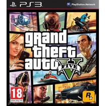 Grand Theft Auto 5 Gta V Ps3