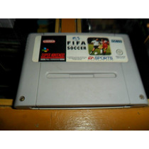 Fifa International Soccer Super Nintendo Snes Pal Cartucho
