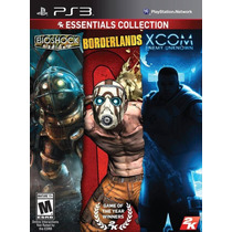 2k Essentials Collection Ps3 Nuevo Citygame