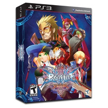 Blazblue Continuum Shift Extend Limited Ed Ps3 Nuevo Vgr