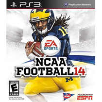 Ncaa Football 14 Ps3 Nuevo Citygame