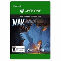 Max The Curse Of Brotherhood Xbox One Codigo Descargable