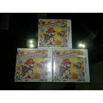 Paper Mario Stricker Star Nuevo Y Sellado Nintendo 3ds.