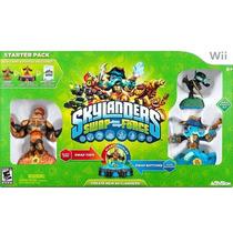 Skylanders Swap Force Wii Nuevo Entrega Express Citygame