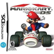 Dsi Y Xl Mario Kart Juego De Nintendo Semi-nuevo En Caja