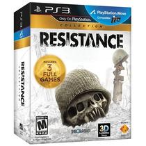 ..:: Resistance Coleción ::. Para Playstation 3 Startgames
