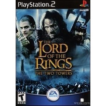 The Lord Of The Rings The Two Towers Ps2 Greatest Hits