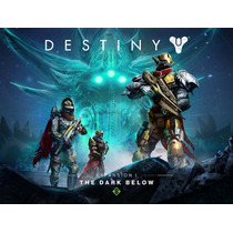 Destiny Dlc Ps3 The Dark Below Expansion Zona Games;)