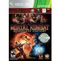 Mortal Kombat Komplete Edition Xbox 360 Nuevo Blakhelmet E