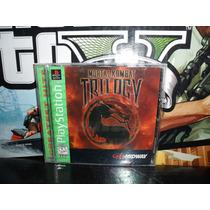 Mortal Kombat Trilogy Ps1
