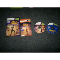 Kinect Star Wars Completo Xbox 360,excelente
