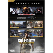 Dlc Havoc Call Of Duty Advance Warfare Cod Aw Ps3